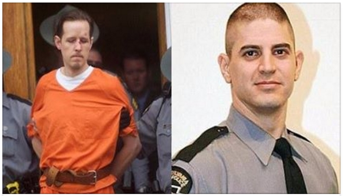 Something Occurs As Scumbag Cop Killer Is Sentenced To Death