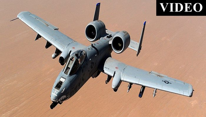 President Trump's Defense Budget REVERSES Plan To Sideline The A-10