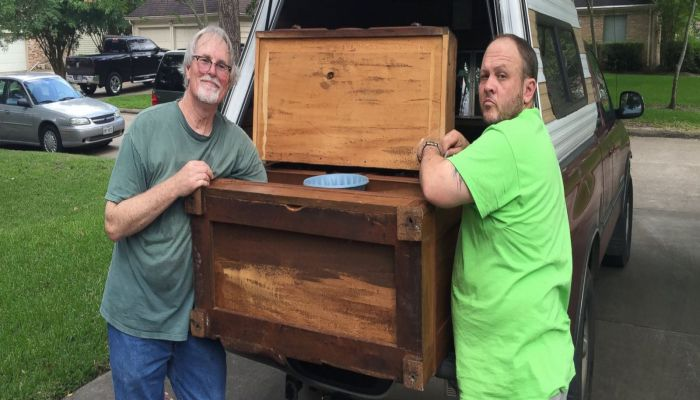 Veteran Makes A VERY Unexpected Discovery After Buying Chest At Estate Sale [VIDEO]