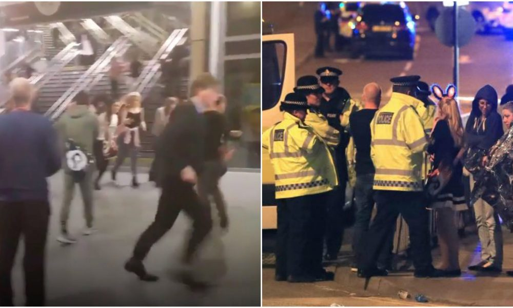 Here Is Everything We Know So Far Regarding The Manchester Attack