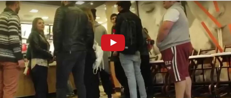 These Women Fat Shame Stranger In McDonald's Line, Then He Gets Ultimate Revenge [VIDEO]