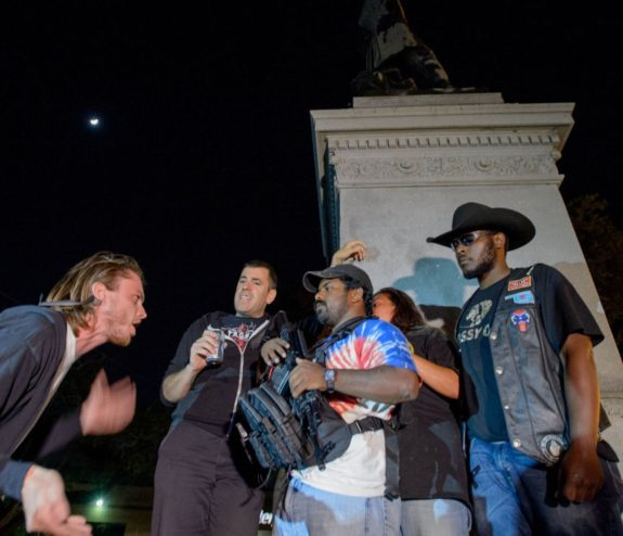 Black Confederacy Supporters To Clash With Antifa Terrorists Over Monument