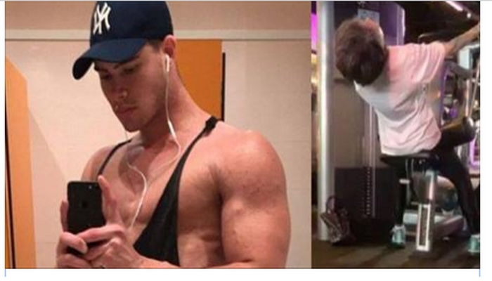 Bodybuilder Notices Elderly Woman Working Out At Gym, Does Something RUDE