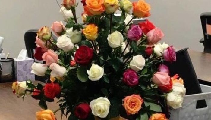 Woman Discovers Truth Behind Why Co-Worker Got Flowers From Husband, Story Goes Viral
