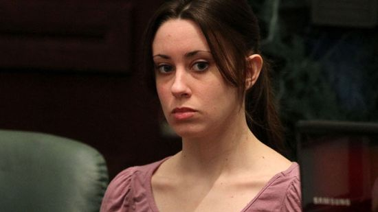 People Are Outraged By What Casey Anthony Was Photographed Doing