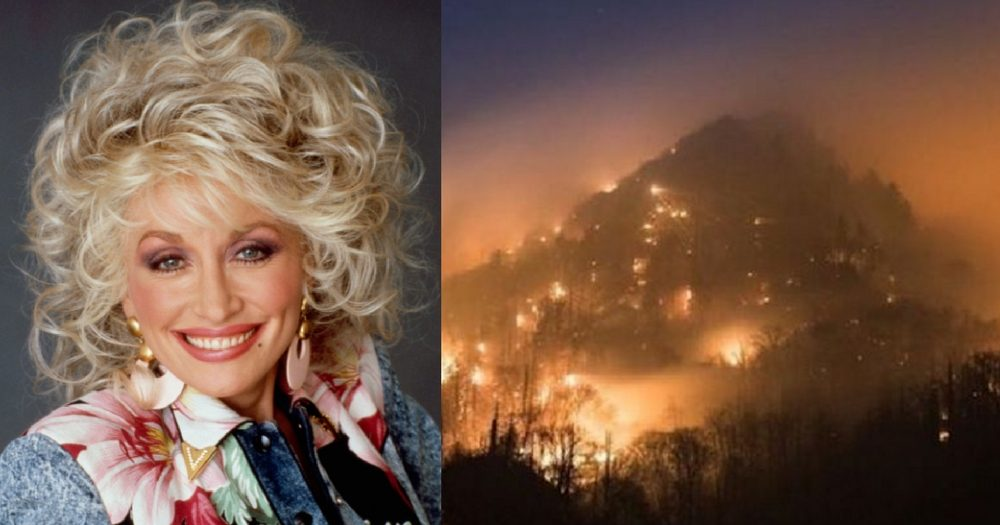 After Giving Millions To Fire Victims, Dolly Parton Reveals Plan Shocking Families All Over Again