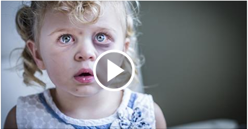 When This 6yo Called The Police On Her Stepfather, She Had No Idea What He Would Do To The Baby [VIDEO]