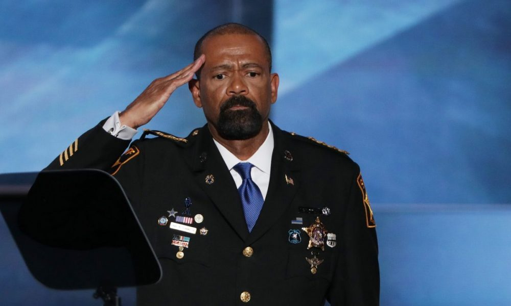 Sheriff David Clarke Appointed Deputy Secretary at the Department of Homeland Security
