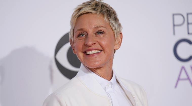 Ellen DeGeneres Unveils New Adjustable Bra
