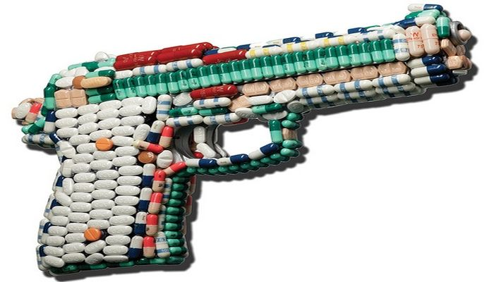 It's America's No. 3 Killer, and Death By Guns When Doubled Doesn't Come Close