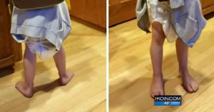 Mom Was Mortified When She Sees Son Come Home From School Without Pants