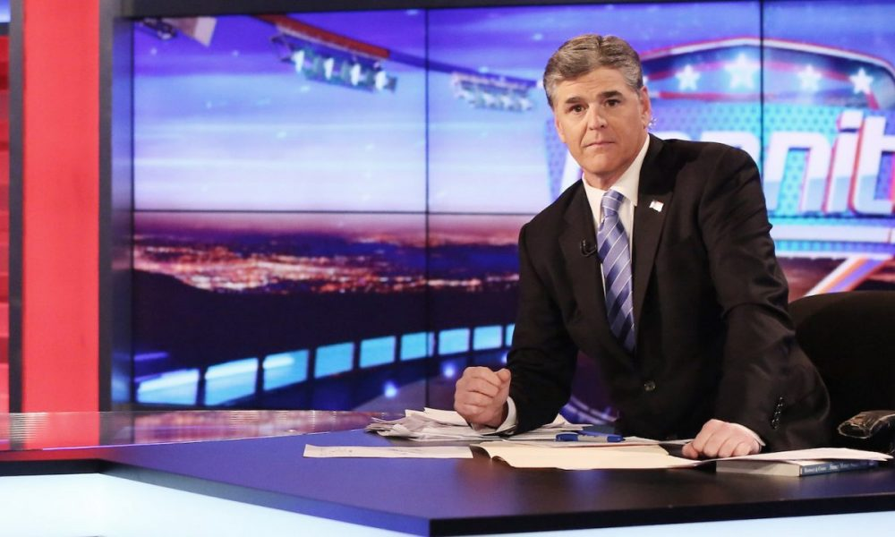 And Then Were None: Sean Hannity May Be Done at Fox News