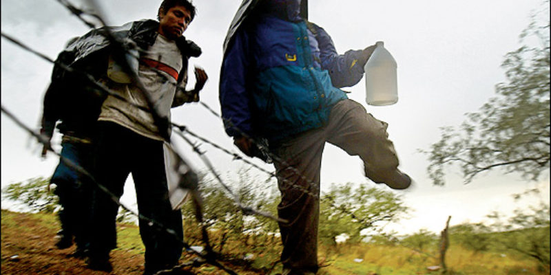 Here's the Problem With Illegal Immigration That Even a 5-Year-Old Can Understand