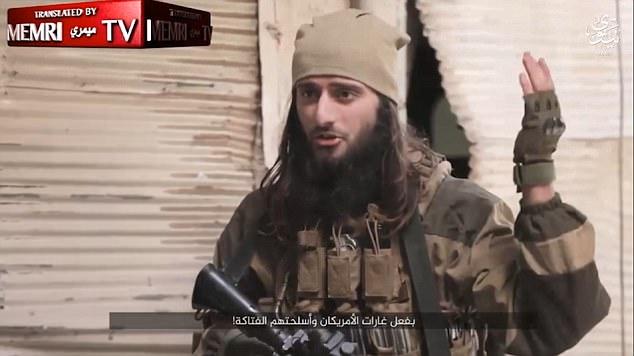 ISIS Terrorist Calls For Lone Wolf Attacks in America