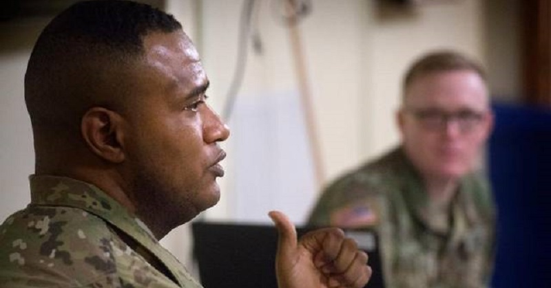 U.S. Army Places MUSLIM In Charge of Troops' Religious Needs