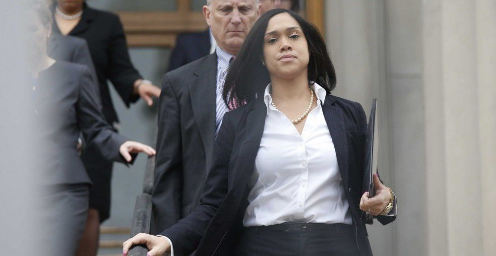Marilyn Mosby Takes Credit For Skyrocketing Crime Rate in Baltimore