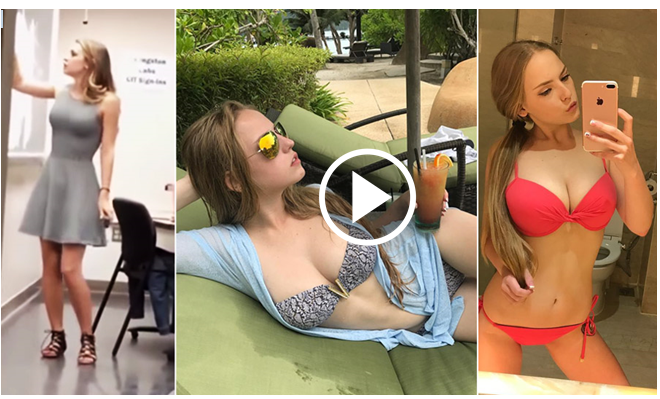 World's Hottest Math Teacher Is Blowing Up The Internet [VIDEO]