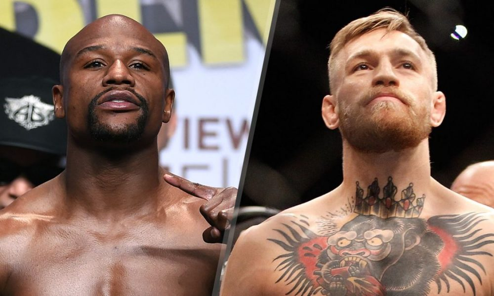 Check Out The BIG Talk From Conor McGregor And Floyd Mayweather, This Could Be A Match Of All Matches