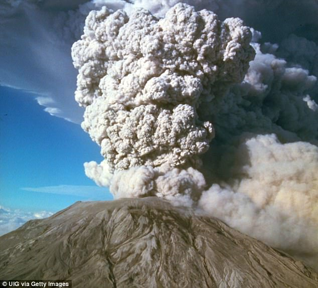 Mount St Helens Recharging 40 Years After last Eruption