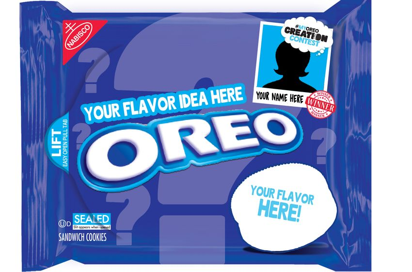 Invent the New Oreo Flavor and Win $500,000 [Details Inside]