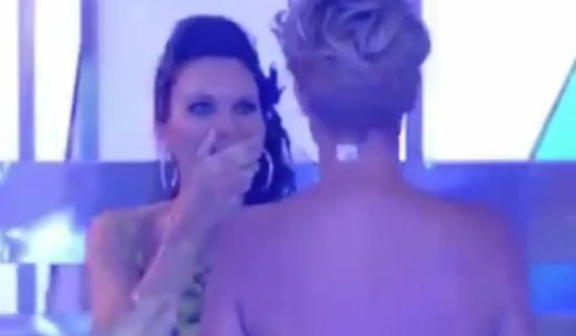 TV Presenter Adjusting Her Microphone, Accidentally Dropped Her Bra On LIVE Show