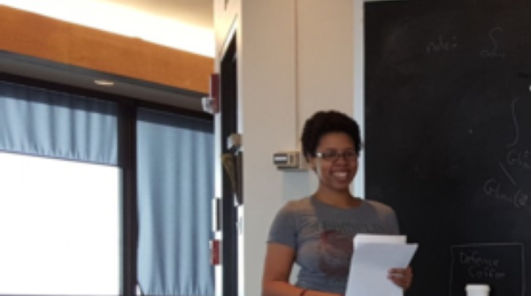 Black Professor Tells All Whites To Quit and Be Replaced By Women of Color and Transvestites