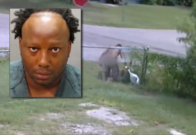 When Witnesses Saw What Man Shoved Down Storm Drain, They Called 911 IMMEDIATELY