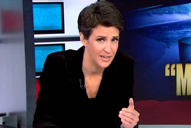 You Won't Believe What Rachel Maddow Said About Roger Ailes' Death [VIDEO]