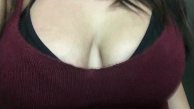 Woman Allegedly Removed From Plane For Showing Cleavage