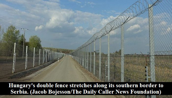 """HUNGARY PROVES IT: """"No More Effective Way To Stop Illegals Than Building A Physical Barrier"""""""