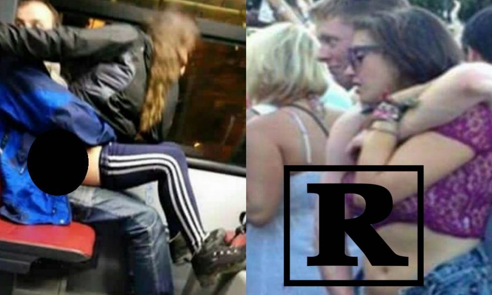 16 Times People Were Caught Doing The Dirty In Public [PHOTOS]