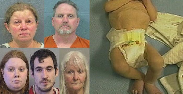 Nurse Calls Police After Discovering What's In One Emaciated 9-Month-Old Girl's Diaper [VIDEO]
