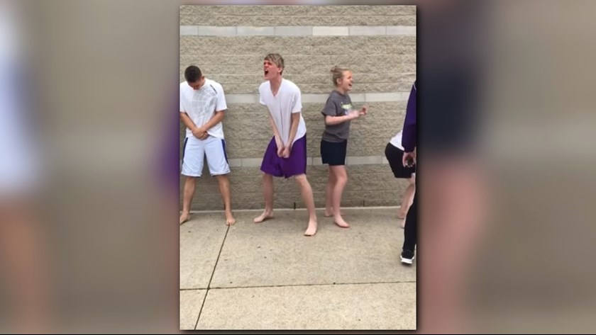 Watch What Happens When Teens Volunteer To Be Pepper Sprayed [VIDEO]