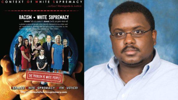 "Black Professor in Texas..""When is It OK To Kill Whites?"" [AUDIO]"