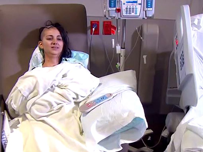 Doctors Thought Woman Had a Brain Tumor, But It Was Worse [VIDEO]
