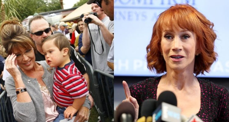 With The Click Of A Button, Twitter Users Uncover Kathy Griffin's DARKEST One-Liner