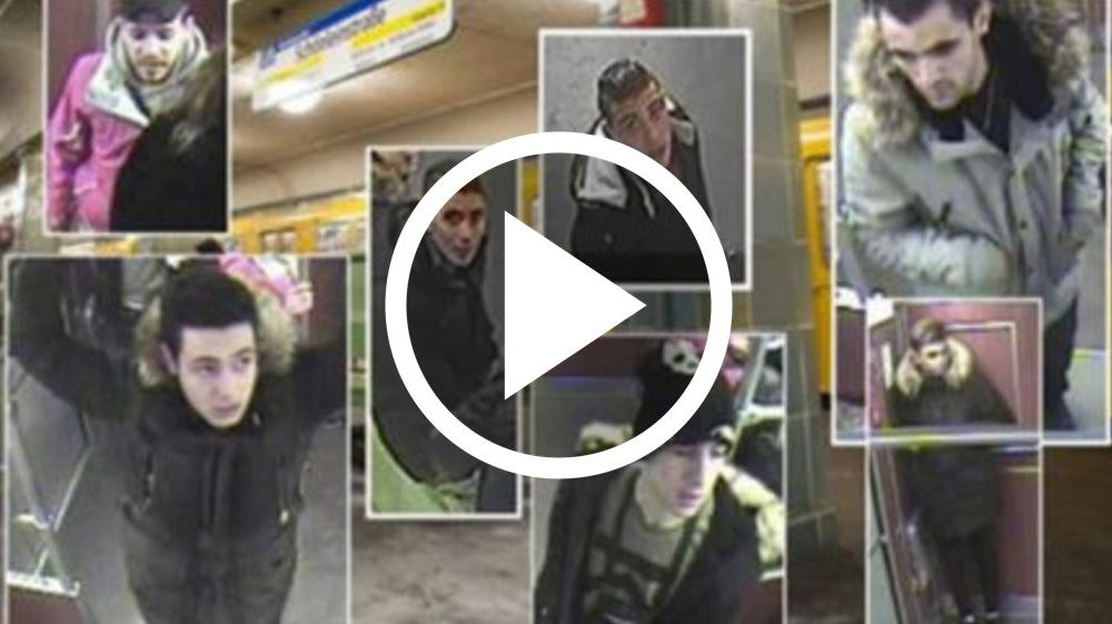 7 Immigrants Set Homeless Man On Fire At Train Station[VIDEO]