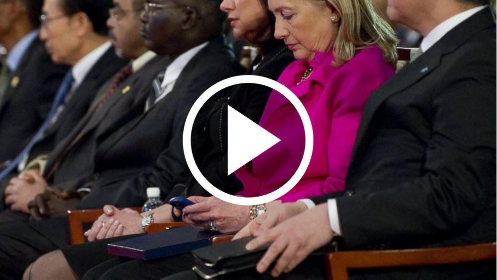 State Department Probing Clinton And Aides For Mishandling Classified Information [VIDEO]