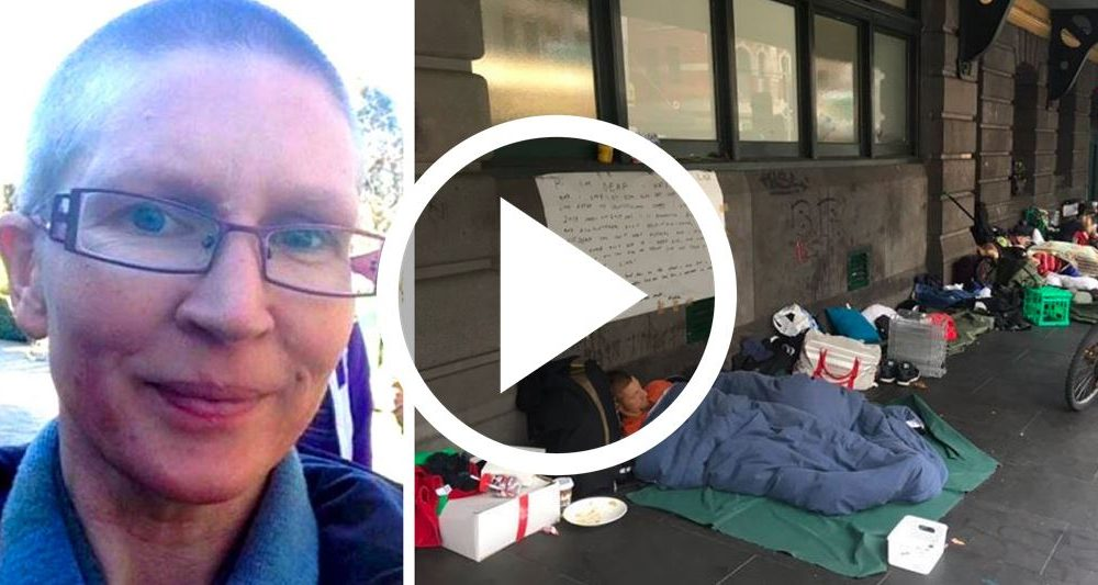 Former Homeless Woman Purchases 4 Houses, Lets Homeless Families Live There For Free [WATCH]