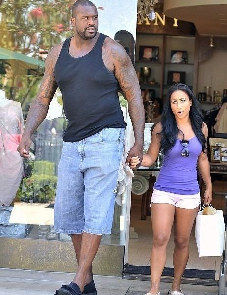 Celebrity Couples With An Insane Height Difference