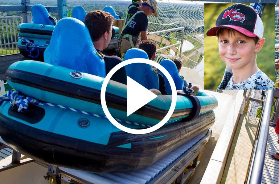 Theme Park Fun Comes To An End After A Very Tragic Decapitation [WATCH]