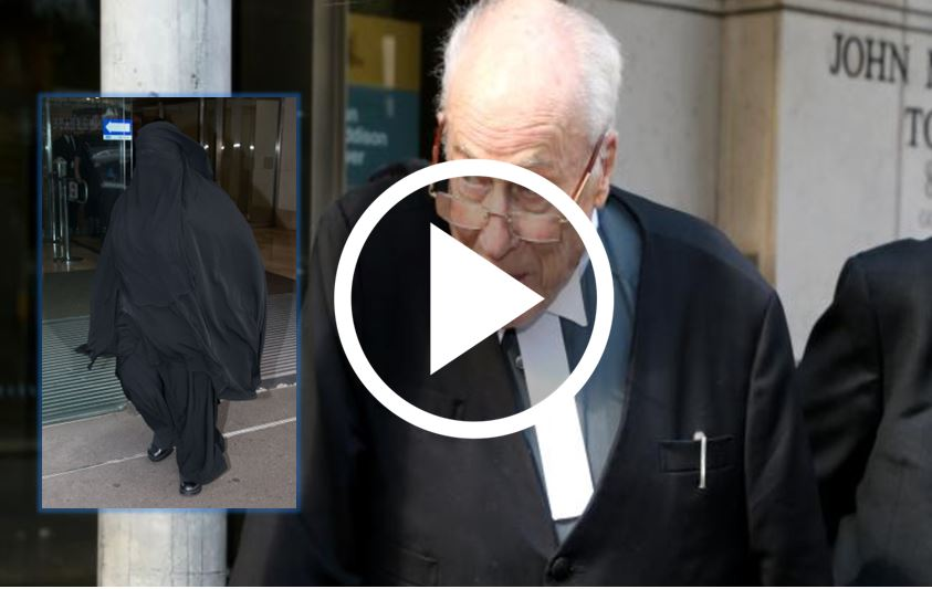 Muslim Woman Refuses To Remove Veil And Won't Stand For Judge, His Response Goes Viral [VIDEO]