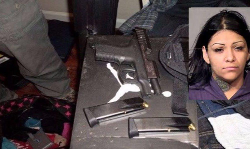 Female Kingpin Linked To Mexico-Based Drug Trafficking Ring Sentenced