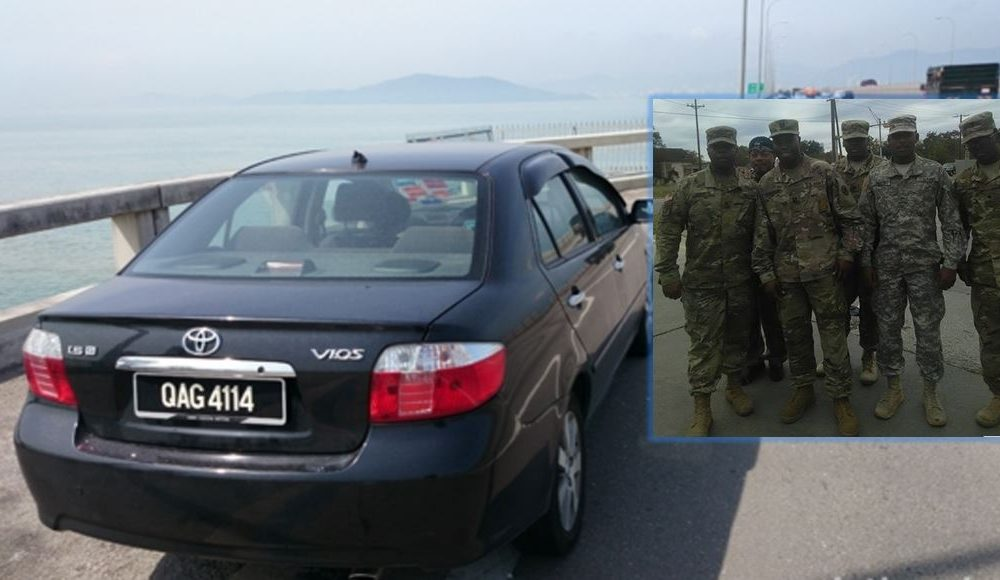 Group Of Soldiers Stop For Stranded Woman In Road, Did Not Expect How The Event Would Unfold
