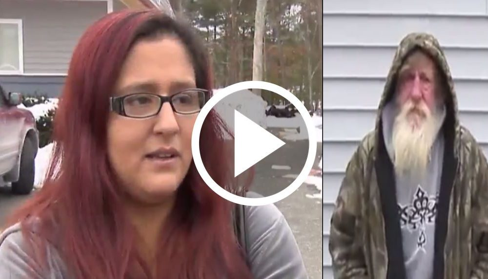 Single Mom Rents Hotel Room With Homeless Man, He Gets More Than He Expected [VIDEO]