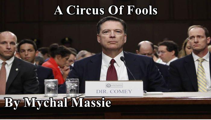 A Circus Of Fools