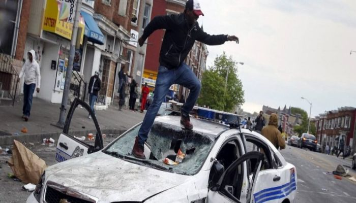 Violent Deaths In Baltimore Are Beginning To Rival The Height Of Afghanistan War