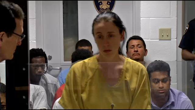 Mother Who Killed Newborn Released From Jail And Walks Out Free [VIDEO]