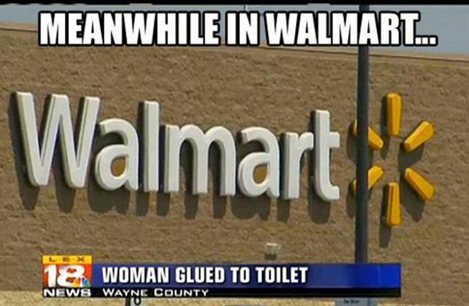 Here's The People Of Walmart Collection to Top Them All [VIDEO]