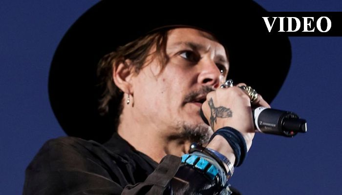 JOHNNY DEPP: It's Time To Kill The President